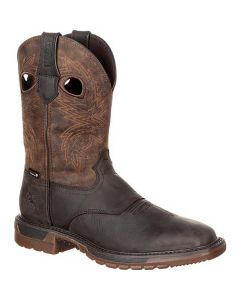 Rocky Men's Original Ride Flx Waterproof Western Boot