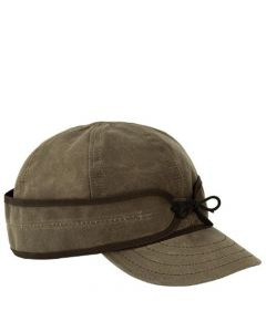 Stormy Kromer The Insulated Waxed Cotton Cap