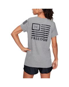 Under Armour Women's UA Freedom Banner T-Shirt