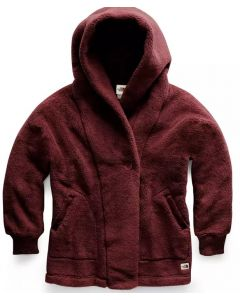The North Face Women's Campshire Fleece Wrap Garnet Red