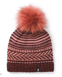 Smartwool Chair Lift Beanie - Canyon Rose Heather