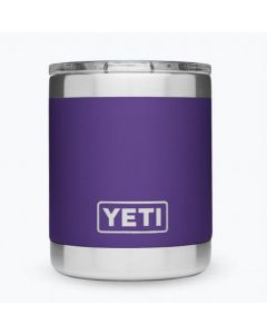 Yeti Rambler 10oz Lowball Tumbler Peak Purple