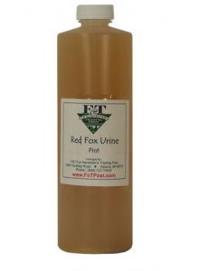 Fur Harvester's Trading Post Red Fox Urine Pint