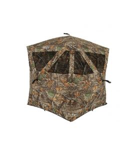 Ameristep Care Taker Hub Hunting Blind Realtree Xtra Camo Pattern Easy Up & Down