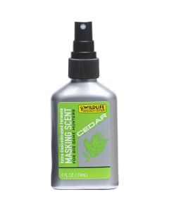 Wildlife Research Center Cedar Masking Scent X-TRA Concentrated 4 oz.