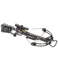 Wicked Ridge Invader 400 FPS ProView Scope ACUdraw 50 (Peak Camo) Crossbow Package