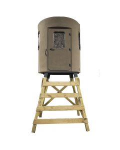 Banks Outdoors The Stump 3 Hunting Blind - Whitetail Properties Pro Hunter