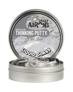 Crazy Aarons Glow and Liquid Glass Thinking Putty