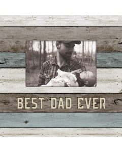 Carson Home Accents Best Dad Ever Photo Frame