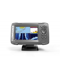 Lowrance HOOK 5 with TripleShot Transducer and US / Canada Nav+ Maps