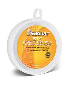 Seagur STS Fluorocarbon Leader 100yd.