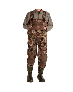 Caddis DuraStretch Neoprene Waders With 1200 Gram Boots