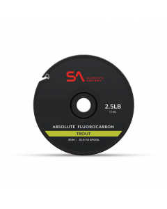 Scientific Anglers Absolute Trout Fluoro Clear