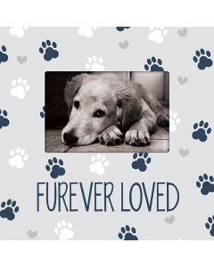 Carson Home Accents Furever Loved Photo Frame