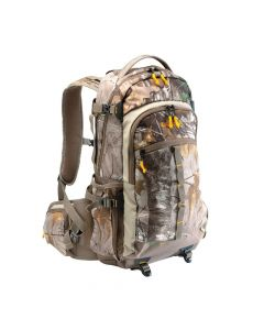 Allen Pagosa Daypack 1800 cu in 19100 Size: 52, Color: Realtree Xtra