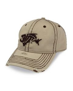 G-Loomis A-Flex Distressed Cap Khaki