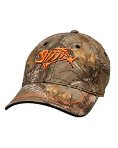 G-Loomis A-Flex Trucker Cap Khaki/Brown Plaid