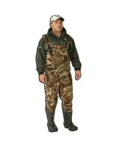 Caddis 3.5mm Bootfoot Neoprene Chest Wader Stout