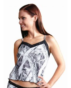 Weber's Wilderness Dreams Lace-Trimmed Camisole