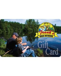 Frank's Gift Card