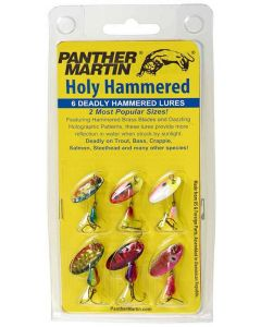 Panther Martin Holy Hammered™ 6-Pack Kit