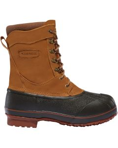 """LaCrosse Ice King - 10"""" Brown 400G Boots"""