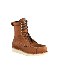 Irish Setter Wingshooter ST Men's 8-Inch Waterproof Leather Safety Toe Boot