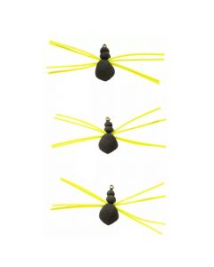 K&E Tackle Floating Hot Leg Spider - 3 Pack