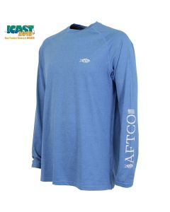 Aftco Yurei Airomesh Long Sleeve Perfomance Shirt