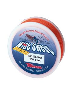 """Mason Tackle """"WIDE SWEEP"""" Planer Board Tow Line"""