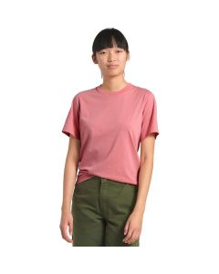 The North Face Marine Luxe Short Sleeve Top - Mauveglow - XL