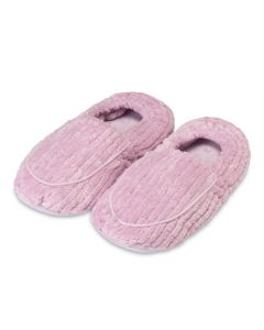 Warmies Slippers Deep Lavender