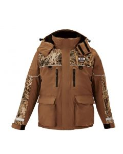 Striker Ice Climate Jacket Light Brown Camo