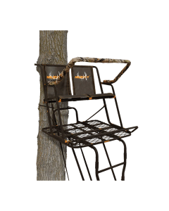 Muddy Outdoors The Partner 2-Man Ladderstand