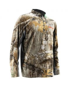 Nomad Cooling 1/4 Zip Realtree Edge