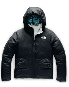 The North Face Girl's Perrito Jacket Black