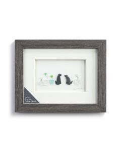 Demdaco Puppy Dog Tails Wall Art by Sharon Nowlan