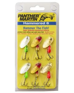 Panther Martin Hammered Assorted Packs