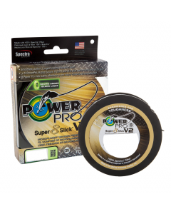 Power Pro Super Slick V2 Braided Line Moonshine