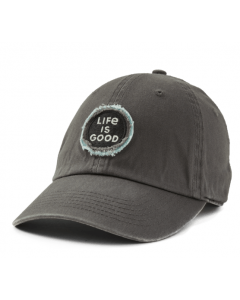 Life Is Good Tattered Coin Chill Cap