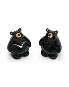 Demdaco Bear Salt & Pepper Shakers