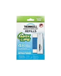 Thermacell Max Life Mosquito Repellent Refills - 48 Hours