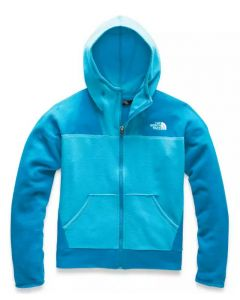 The North Face Girl's Glacier Full Zip Hoody