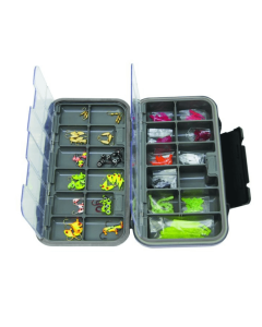 Clam Dual Tray Jig Boxes