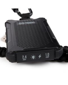 Dark Energy Poseidon Charger Black