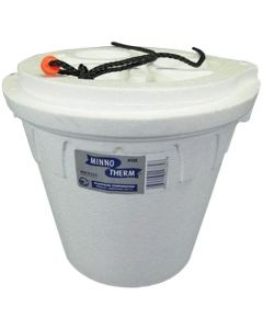 Plastilite 8 Quart Foam Bucket