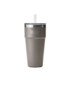 YETI Rambler 26 oz. Stackable Cup with Straw Lid - Sharptail Taupe