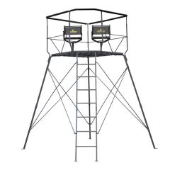River's Edge Treestands Outpost Tower 2-Man