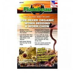 Flambeau Worm Bedding and Chow
