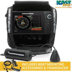 Humminbird Ice H7 Chirp GPS G3N AS